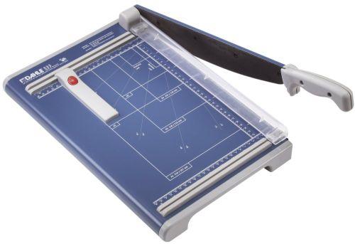 Schneider Novus Hebelschneidemaschine DAHLE 534 blau Guillotine Büro Basteln