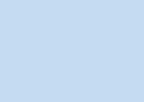 RNK Karteikarte Mehrzweckkarte Karte blau A5 blanko 180g 5mm 100 Stück Notizen