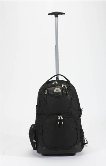 trolley handgep ck reise koffer trolley rucksack schwarz neu ebay. Black Bedroom Furniture Sets. Home Design Ideas