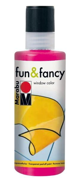 marabu window color fun fancy 80ml fenstermalfarbe schwarz wei gelb gr n rot ebay. Black Bedroom Furniture Sets. Home Design Ideas