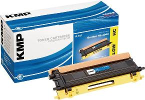 Toner KMP B-T27 yellow für Brother TN-135Y