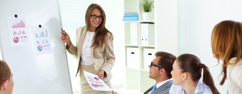 Geschäftsausstattung