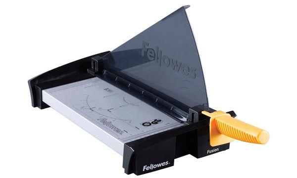 Fellowes Rollen-Schneidemaschine Neutron DIN A4 Trimmer Papier Hebelschneider