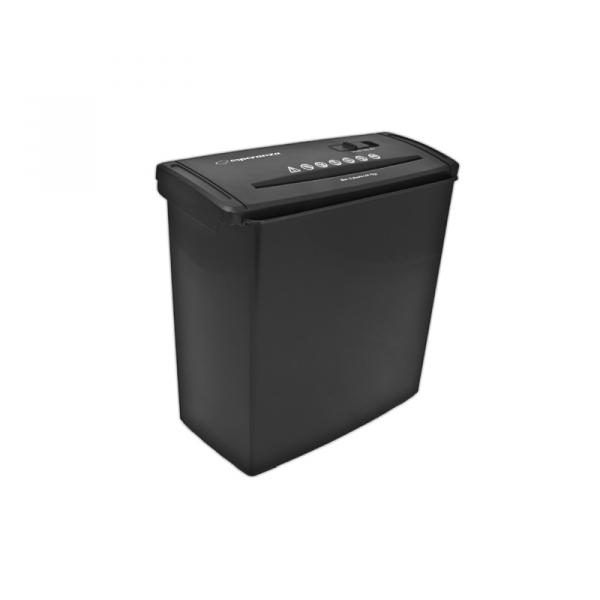 Aktenvernichter Papierschredder Papierschneider mit Behälter Vor Zurück AUTO neu