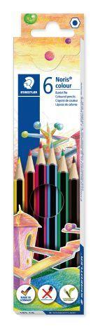 STAEDTLER Buntstift Noris Colour, 6er Kartonetui