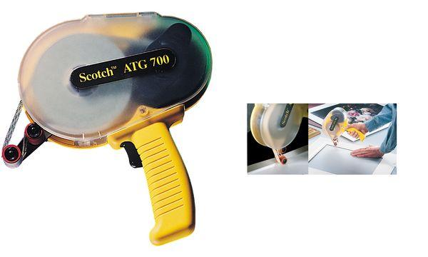 3M Transferklebstoff-Film ATG 924, 6 mm x 33 m