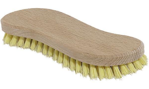 Nölle Scheuerbürste Fibre-Ersatz, S-Form, Länge: 200 mm