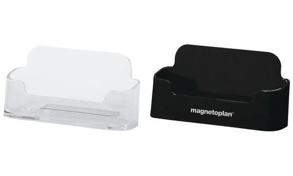 magnetoplan Visitenkartenhalter, schwarz