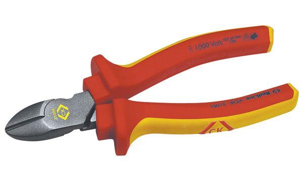 C.K Seitenschneider RedLine VDE geprüft, Länge: 160 mm
