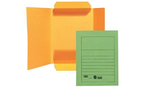 ELBA Aktenmappe aus Manilakarton, A4, orange