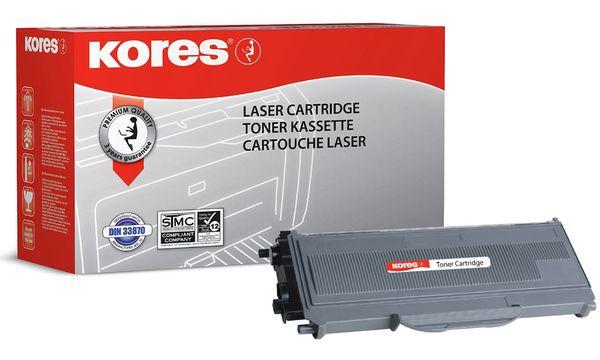 Kores Toner G1243RBS ersetzt brother TN-325BK, schwarz
