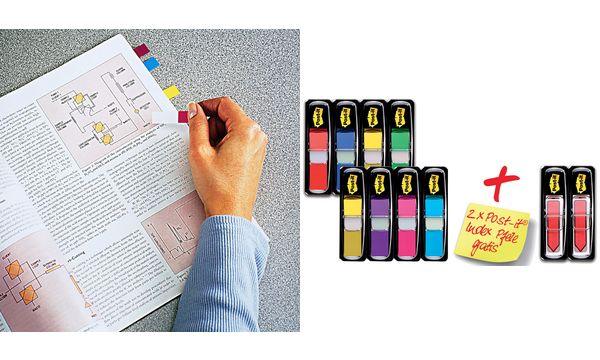 Haftnotiz Post-it Z-Notes 76x76mm RC-Gelb 6x100 Bla R3301B