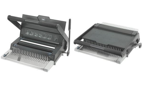 GBC Plastik-/Draht- und ClickBind-Bindegerät MultiBind 420