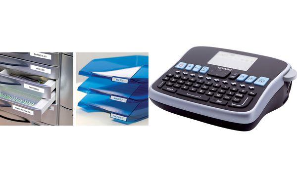 DYMO Tisch-Beschriftungsgerät LabelManager 360D