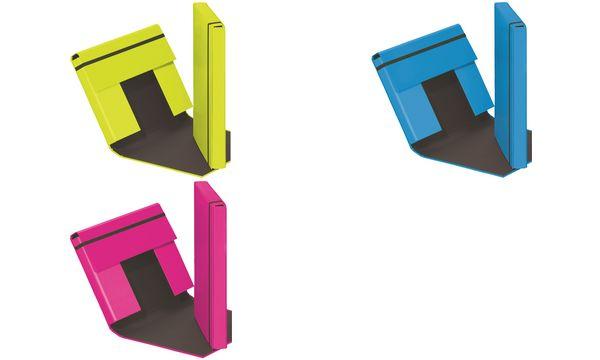PAGNA Heftbox Trend Colours, DIN A4, dunkelrosa