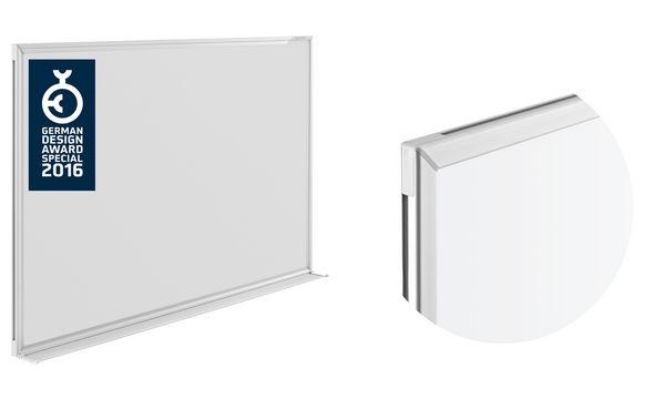 magnetoplan Weißwandtafel SP, (B)600 x (H)450 mm