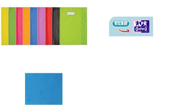 ELBA Heftschoner Styl SMS, Maße: 170 x 220 mm, gelbgrün