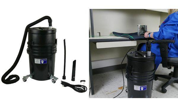 ATRIX HEPA-Filter-Kanister für Toner-Staubsauger HCTV5