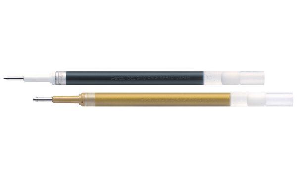 Pentel Gel-Tintenroller-Mine KFR10, schwarz
