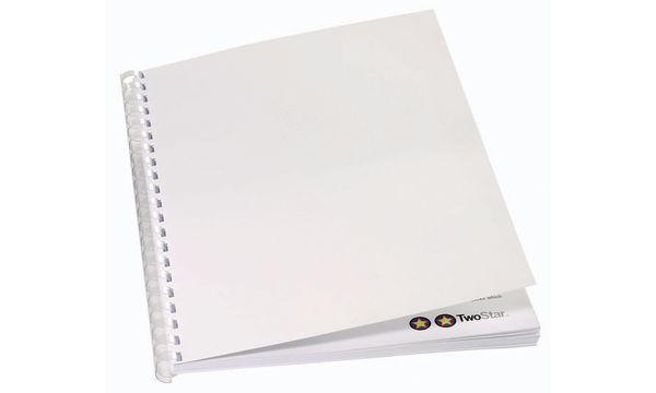 GBC Einbanddeckel ibiStol, DIN A4, Karton, 350 g/qm, cha...