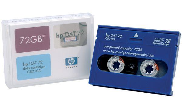 Hewlett Packard Cleaning-Tape für 4 mm-Laufwerke