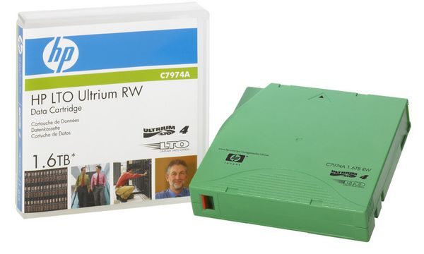Hewlett Packard DATA Cartridge Ultrium LTO VI, 2500/6250 GB