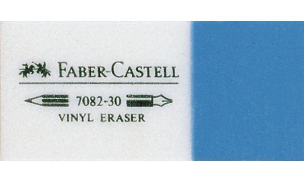 FABER-CASTELL Kunststoff-Radierer Kombi 7082-30