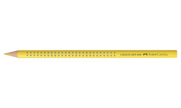 FABER-CASTELL Dreikant-Buntstift Colour GRIP, kaltgrau IV