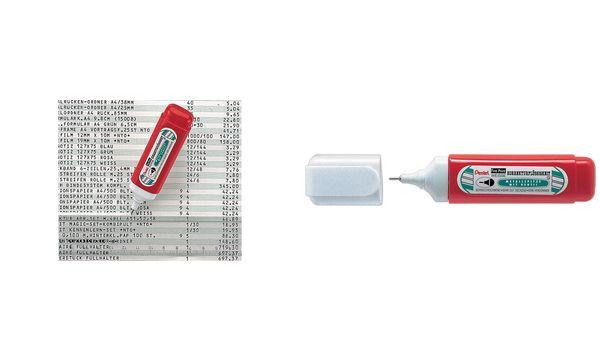 Pentel Feinkorrekturstift ZLC31-WG, Inhalt: 12 ml