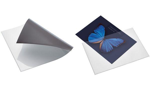 magnetoplan Magnet-Tasche, DIN A4, magnethaftend