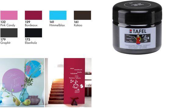 Marabu Tafelfarbe Colour your dreams, pink candy, 225 ml