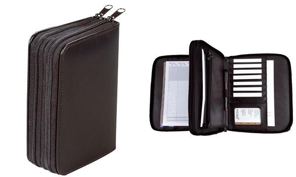 bind Duo Terminplaner Modell 15500 1 A5 schwarz