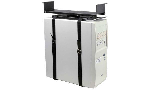 FKV CPU-Halter Gurtsystem, ausziehbar bis 140 mm, schwarz