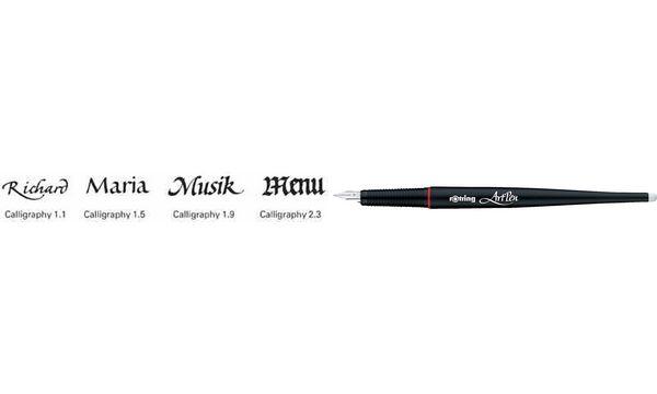 rotring Kalligraphie-Füllhalter ArtPen, Federbreite: 2...
