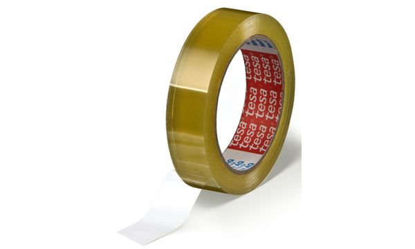 #8xtesa Verpackungsklebeband 4204, 19 mm x 33 m, transpa...