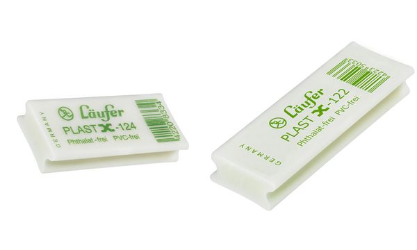 Läufer Kunststoff-Radierer PLAST X-122 (01220)