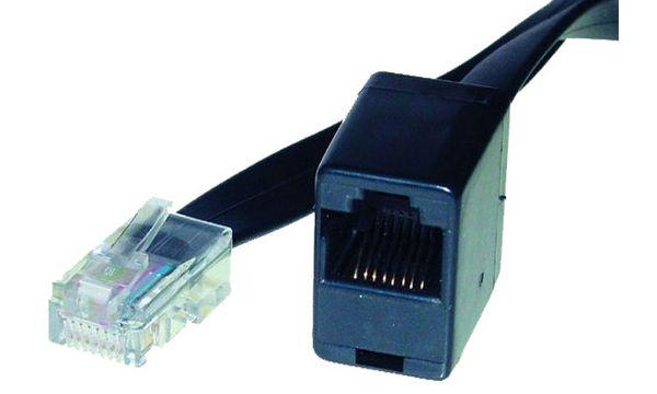 shiverpeaks BASIC-S ISDN-Verlängerungskabel, 15,0 m