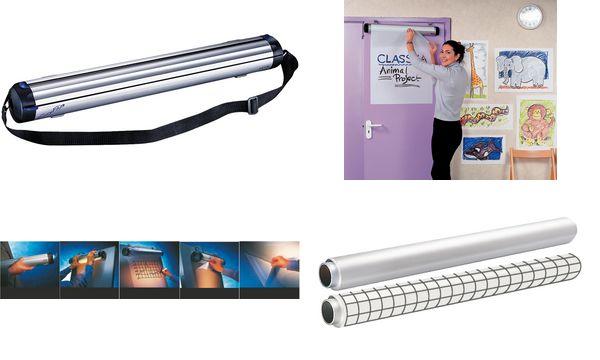 LEITZ Folienrolle EasyFlip Foil, (L)20 m x (B)600 mm,kar...