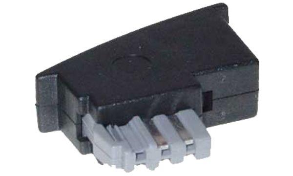 shiverpeaks BASIC-S Telefon-Adapter, TAE-N Stecker -