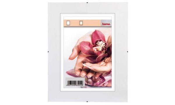 hama rahmenloser Bilderhalter Clip-Fix, 40 x 50 cm