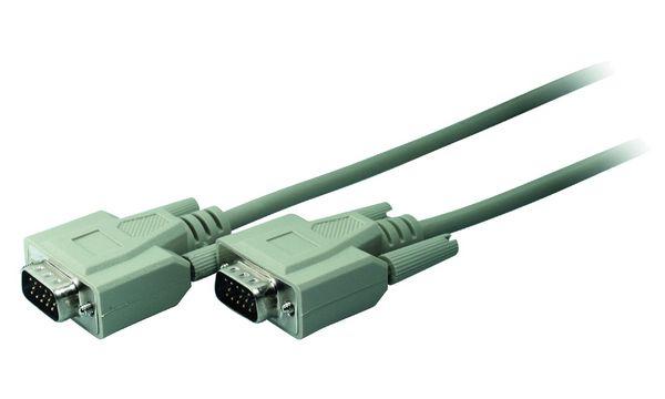 shiverpeaks BASIC-S VGA Monitorkabel, VGA Stecker - Stecker
