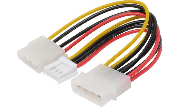 shiverpeaks BASIC-S PC-Stromversorgungskabel, intern