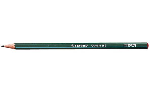 STABILO Bleistift Othello, sechseckig, Härtegrad: 4H