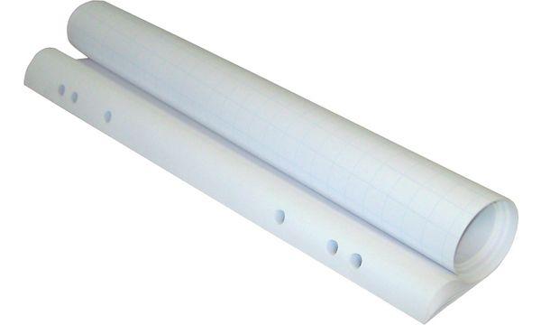 #5xFRANKEN Flipchart-Block, 20 Blatt, blanko, 680 x 980 mm
