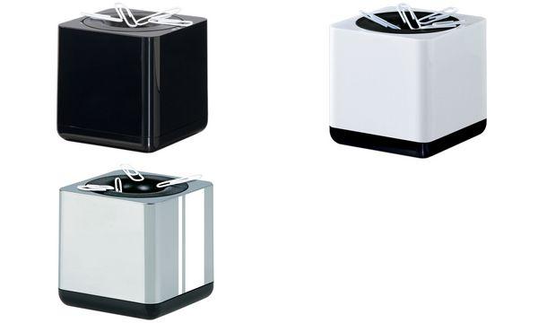 HAN Klammernspender i-Line, Kunststoff, weiß/schwarz