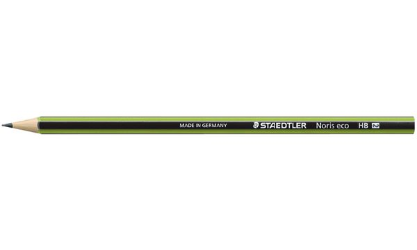 STAEDTLER Bleistift Noris eco, Härtegrad: B