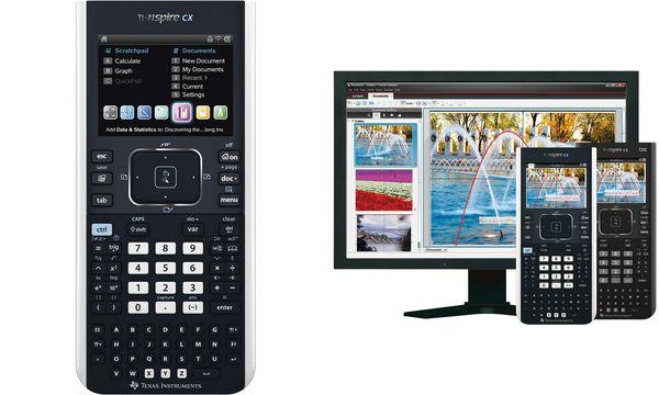 TEXAS INSTRUMENTS Grafikrechner TI-Nspire CX