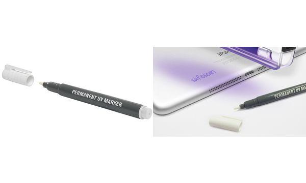 Safescan UV-Markierungsstift Safescan 20, anthrazit