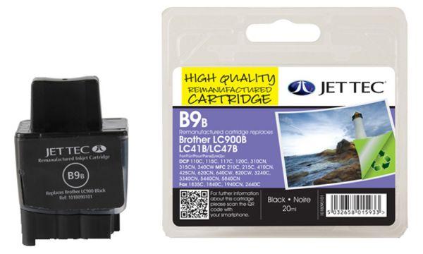 JET TEC wiederbefüllte Tinte B11M ersetzt brother LC-1100M
