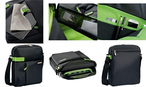LEITZ Tasche Smart Traveller Complete für Tablet-PC, sch...